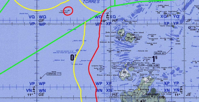 Geospatial Map Sigma Bravo